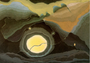 005_arthur_dove_Arthur Dove, Nature Symbolized, No. 2, 1911, pastel on paper, 45.8 x 55 cm