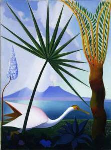 Neapolitan Song, Joseph Stella, 1929