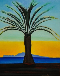 The Palm Joseph Stella 1924