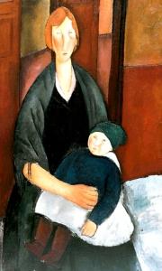 modigliani-maternidad-museos-y-pinturas-juan-carlos-boveri