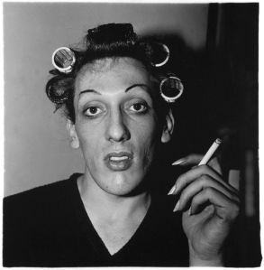 A-young-man-in-curlers-at-home-on-West-20th-Street-NYC-1966-C-The-Estate-of-Diane-Arbus