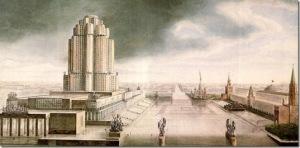 vesnin-1934-comisariato-de-industrias-pesadas-plaza-roja-thumb
