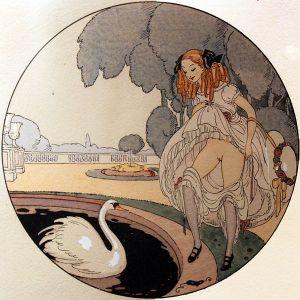 600px-1925_Wegener_Les_Delassements_dEros_08_anagoria 1925 serie acuarelas