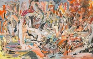 Untitled (Banquet), 2012 oL 276.9 x 434.3 cm